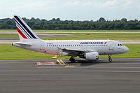 F-GUGL - A318 - Air France