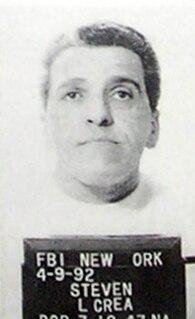 Steven Crea American mobster