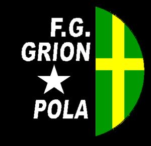 G.S.F. Giovanni Grion Pola - Image: FC Grion Pola Logo