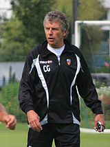 FC Lorient - June 27th 2013 training - Christian Gourcuff 9.JPG