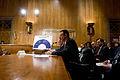 FEMA - 34848 - FEMA Administrator Paulison at Senate hearing.jpg