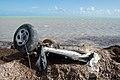 FEMA - DSC9100 - Car mixed in with hurricane debris in the Lower Matecumbe Key community of Monroe county, Florida.jpg
