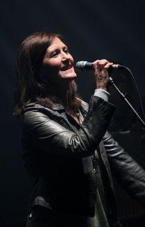Karen Matheson Scottish folk singer
