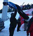 FIS Ski Jumping World Cup 2003 Zakopane - Tajner warming up.jpg
