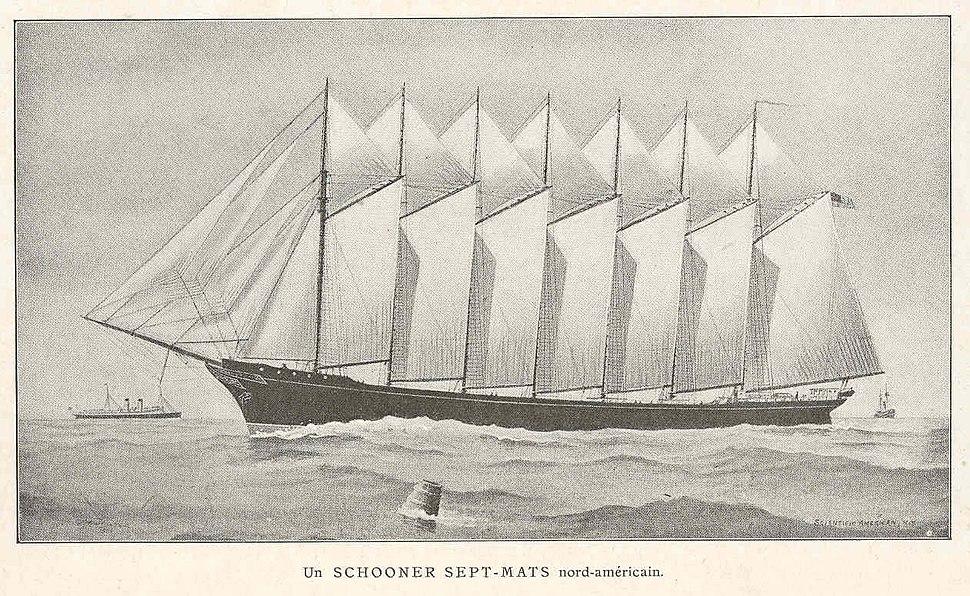 Sailing ship - Howling Pixel
