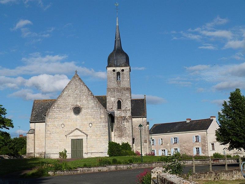 Église Saint-Maurice (Inscrit)
