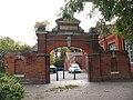 Facade and car park, Fairfield Grove - geograph.org.uk - 1541809.jpg