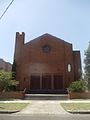 Facade of St Therese Catholic Church in Dover Heights, New South Wales.jpg
