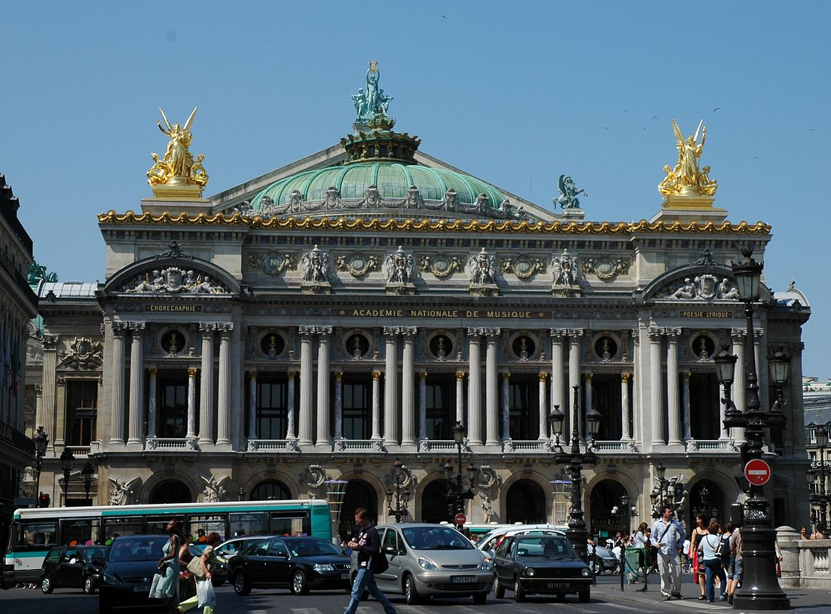 Famous French Architects beaux-arts architecture - wikipedia