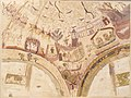 Facsimile of the Dome Painting of the Chapel of Exodus, Bagawat Necropolis, Kharga Oasis MET sf30-4-141s1.jpg