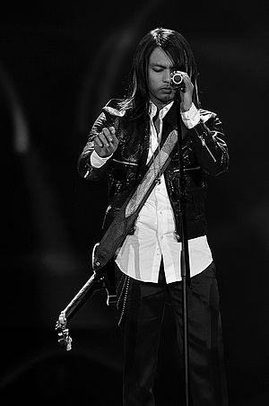 Dirgahayu - Image: Faizal Tahir AJL 23 Rehearsal (2009)
