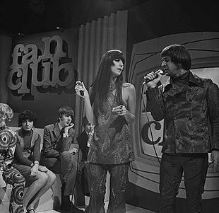 298824bd2bb Sonny & Cher (Dutch TV, 1967)