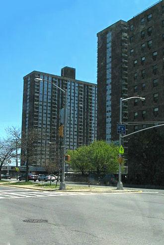 Rockaway, Queens - Residential buildings in Far Rockaway