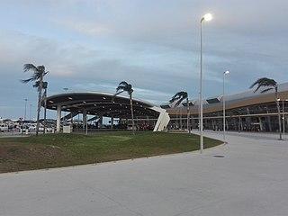 Faro Airport International airport serving Faro, Portugal
