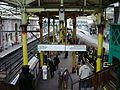 Farringdon Station Bahnsteig.JPG