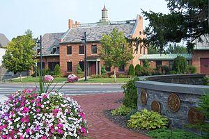 Fayetteville, New York - Fayetteville Village Hall
