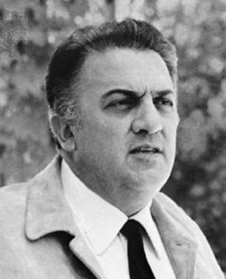 David di Donatello for Best Director - Federico Fellini won the award three times from 1957 to 1974, for Nights of Cabiria, La dolce vita, and Amarcord.