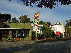 History of Mexican Americans in Houston - The former location of the final Felix Mexican Restaurant operation, established by Mexican-American Felix Tijerina