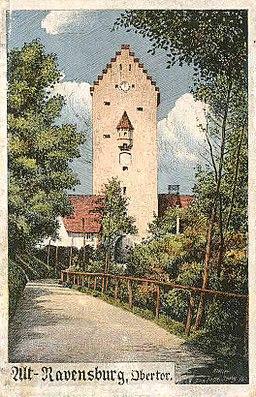 Felle Ravensburg Obertor