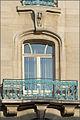 Fenêtre de la façade de la CCI de Meurthe-et-Moselle (Nancy) (3993309849).jpg