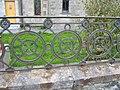 Fence detail, St Columba's Church - geograph.org.uk - 1500200.jpg