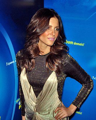Fernanda Lima - Lima in 2007.