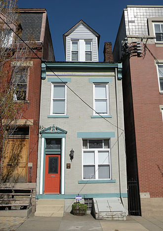 George Washington Gale Ferris Jr. - Ferris House, Pittsburgh