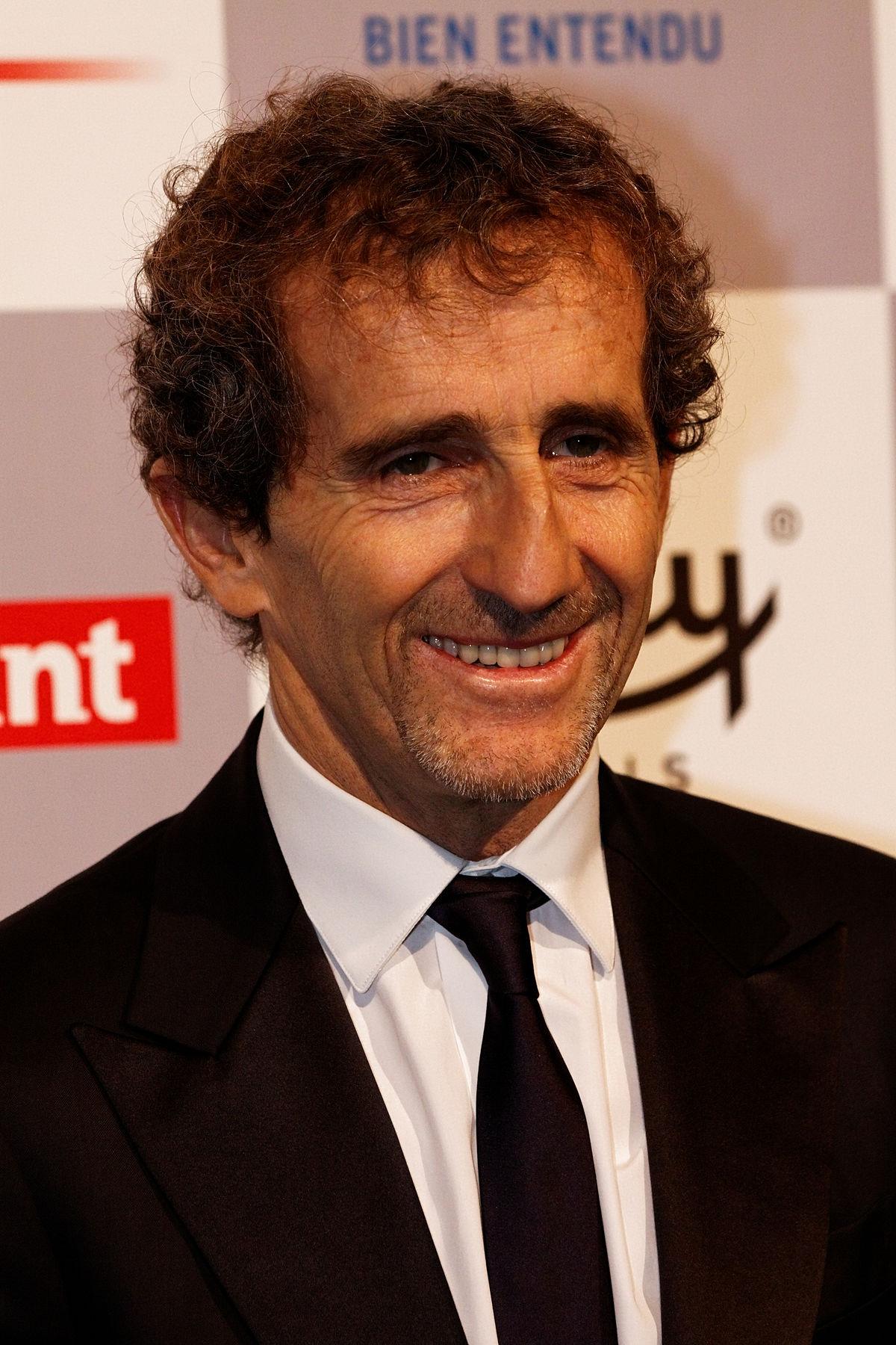Alain Prost Vikipedi