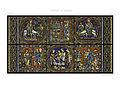 Feuille C Monografie de la Cathedrale de Chartres - Atlas - Vitrail de la vie de Jesus Christ - Restored Version 70-.jpg