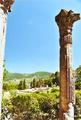 Fiesole - Archäologische Zone - Blick auf die Thermen, 2019.png
