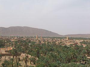 Figuig oasis