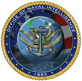 Office of Naval Intelligence - Image: Final ONI seal