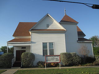 Forreston, Texas Unincorporated community in Texas, United States