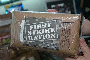 United States military ration - First Strike Ration