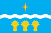 Flag of Aksininskoe (Moscow oblast).png