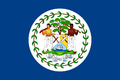 Flag of Belize (1950-1981).png