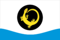 Flag of Chernoholunitckoe (Kirov oblast).png