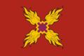 Flag of Novotarmanskoe (Tyumen oblast).png