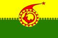 Flag of Vostochny (Kirov oblast).png
