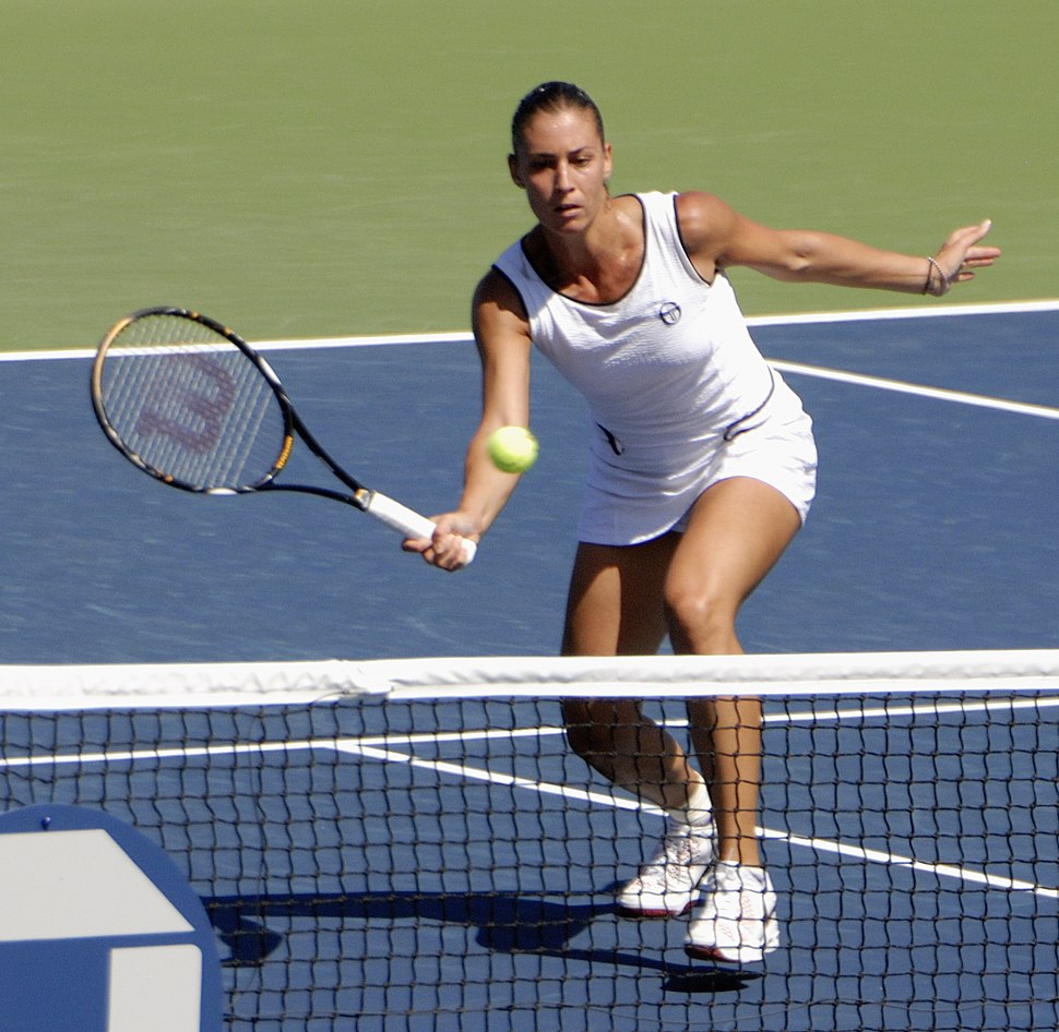 Flavia Pennetta at the 2009 US Open 01