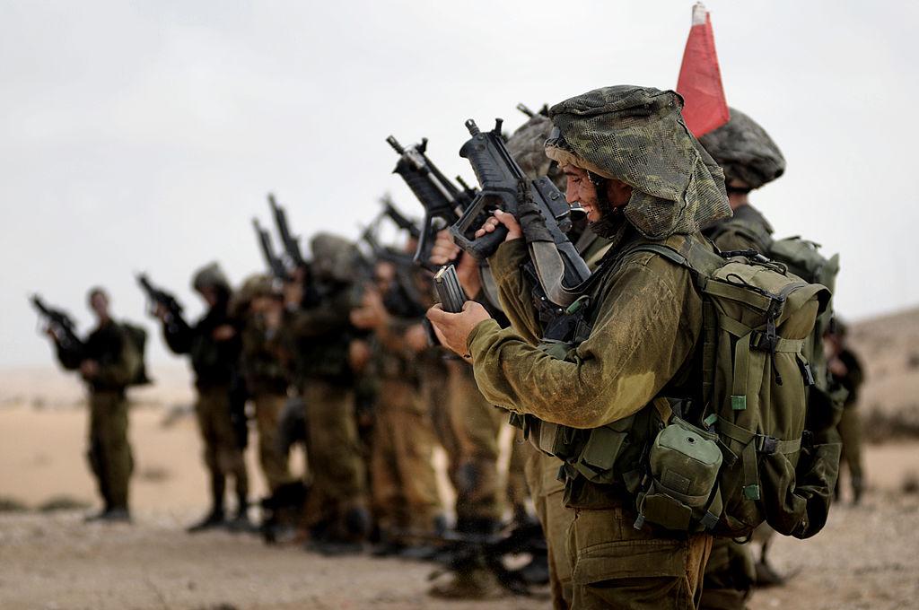 لواء جفعاتي الاسرائيلي ....... חטיבת גבעתי 1024px-Flickr_-_Israel_Defense_Forces_-_Givati_Recon_Company_at_Training%2C_Aug_2009