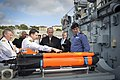 Flickr - Official U.S. Navy Imagery - The CNO is given a tour of the Royal navy Sandown-class minehunter HMS Pembroke..jpg