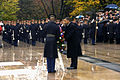 Flickr - The U.S. Army - President Barack Obama at the Tomb of the Unknows.jpg