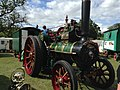 Foden traction engine 'King George V' (15470971271).jpg