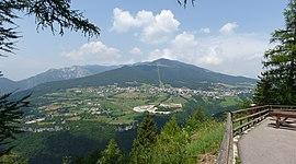 View of Folgaria