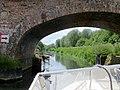 Following the arrows - River Nene at Elton - June 2013 - panoramio.jpg