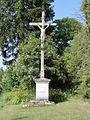 Fontaine-lès-Vervins (Aisne) croix de chemin.JPG