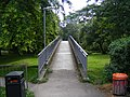 Footbridge over the Grand Union in leafy Berkhamsted - geograph.org.uk - 555253.jpg