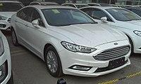 Ford Mondeo V Facelift China 2017 03 20 Jpg