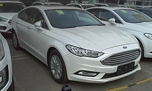 Ford Mondeo V facelift China 2017-03-20.jpg